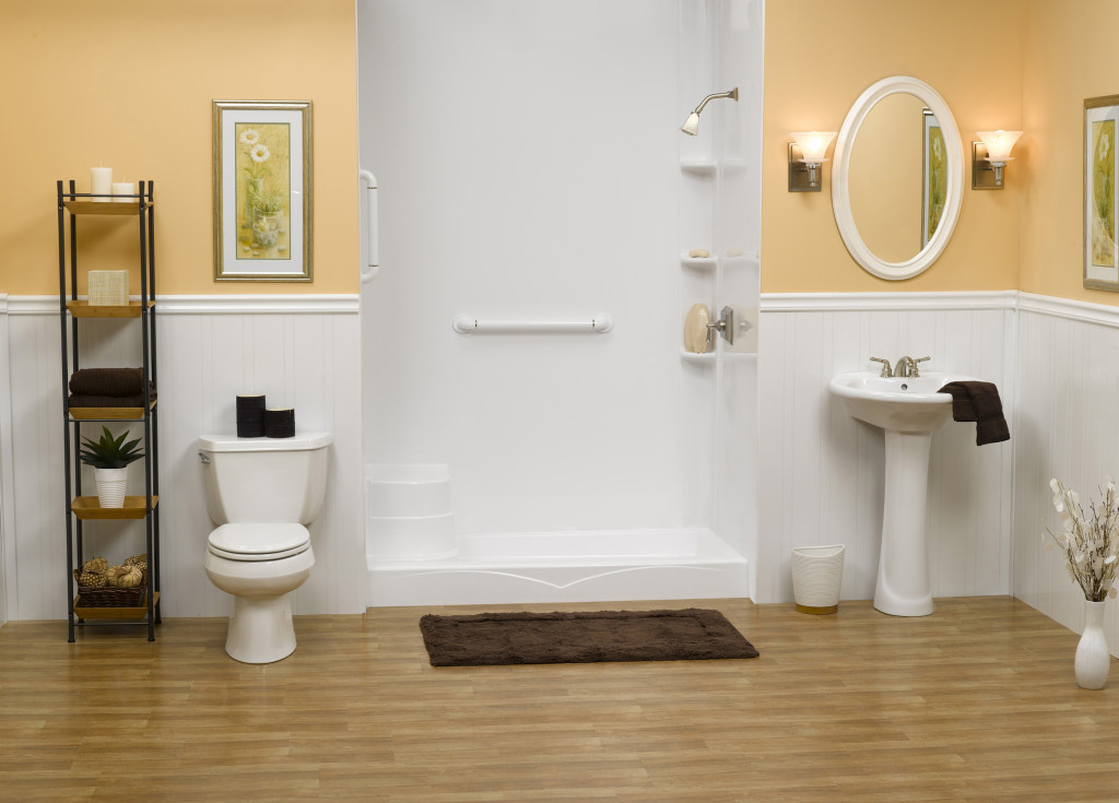 Bathroom Remodeling University student housing bathroom remodeling | ward enterprises